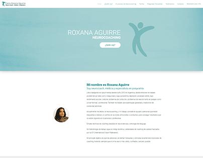 Roxana Aguirre - Coaching