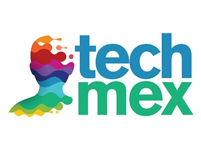 TechMex Branding Logo Design