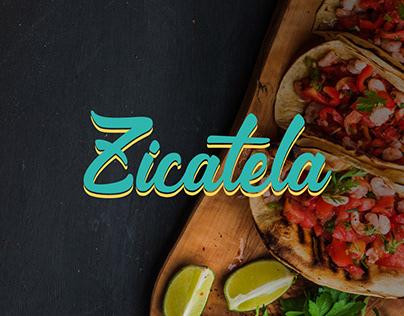 Zicatela · Tacos y Antojos