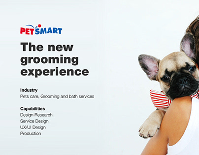 The new grooming experience