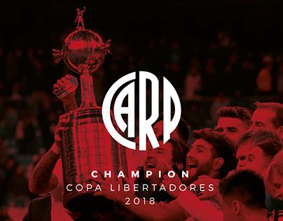 River Plate CHAMPION Copa Libertadores 2018