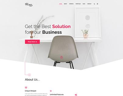 Project - Template Design