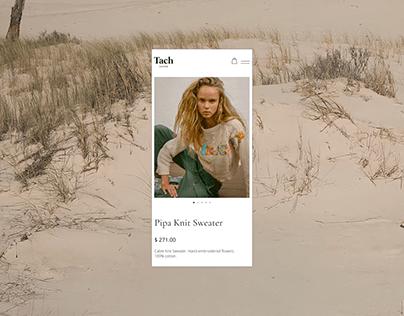 Tach - redesign concept
