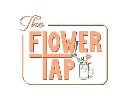 The Flower Tap Logo Design
