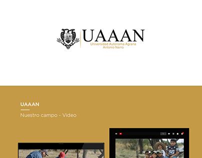 UAAAN | Nuestro campo