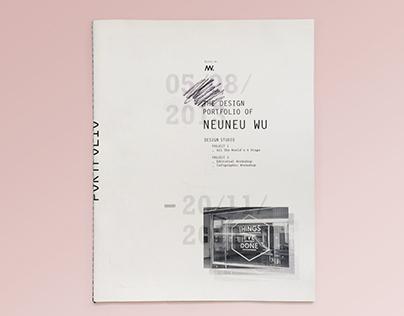 CPJ & Portfolio editorial design