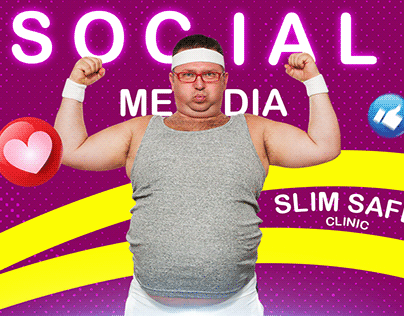 Slim Safe Clinic Social Media