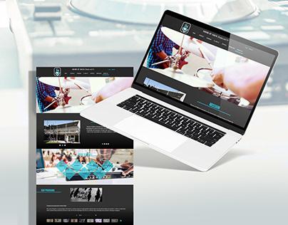 Sound of Sakia Web Design