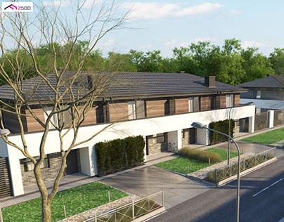 Zb23 - gotowy projekt domu