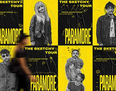 Paramore - Draft branding