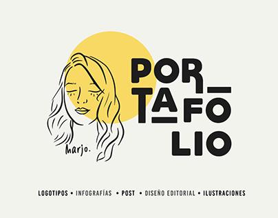 Portafolio - Marjory Ortiz