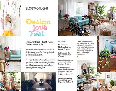 Movers + Homemakers Magazine