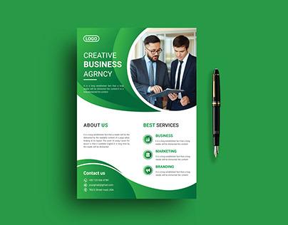 Corporate (Business) Flyer Design