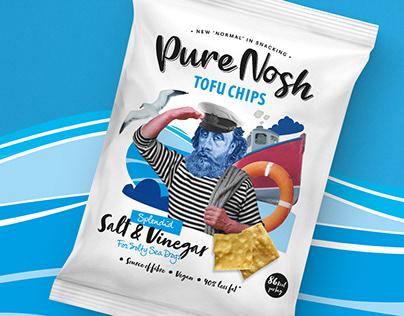 Pure Nosh - Tofu Chips