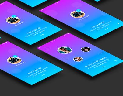Social Media App Prototype