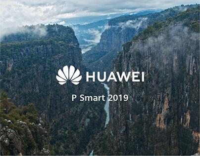 Huawei P Smart Launch Campaign