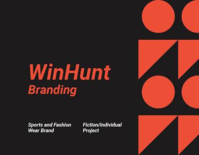 WinHunt Branding 2020