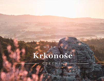 Week in Krkonoše