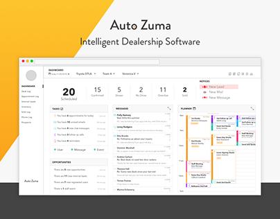 Auto Zuma Dealership Software