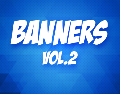 BANNERS Vol. 2