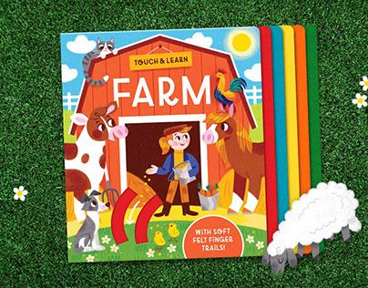 Touch & Learn: Farm