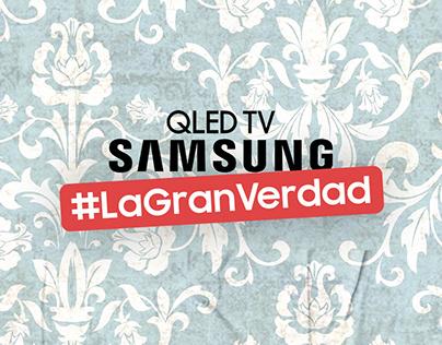 Samsung QLED La gran verdad