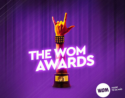 Facebook Live, The WOM Awards