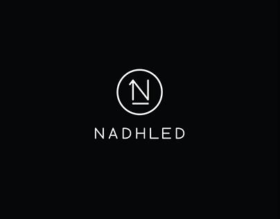NADHLED – Logo Motion Design