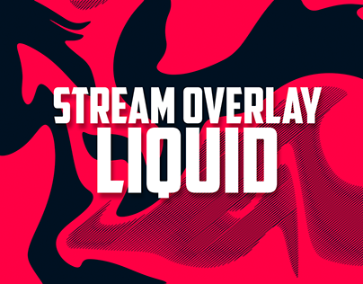 Stream Overlay Liquid