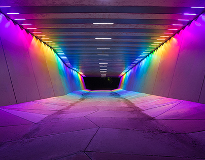 Larissa Underpass - Melbourne