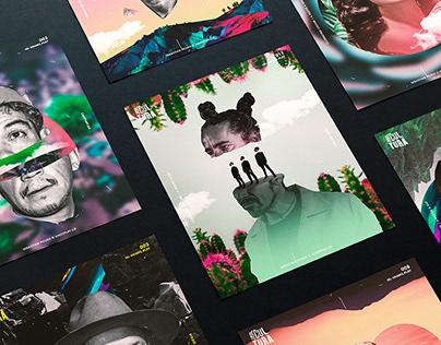 Recultura - Poster + Merch Series