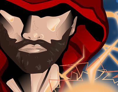 2018 - Logo & Branding - Maroon Warlock Gaming