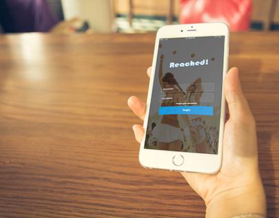 Reached —Social-Event Platform