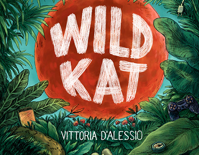 Wild Kat cover