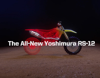 Yoshimura RS-12 3D Commercial