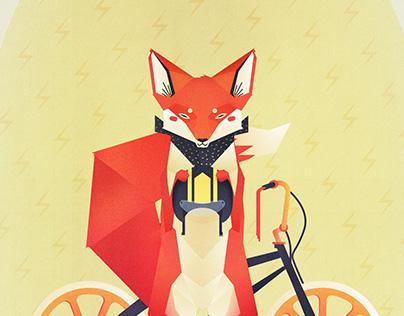 // Little Fox