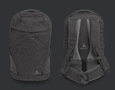AKRA & VAGA Travel Backpack System - Arcido