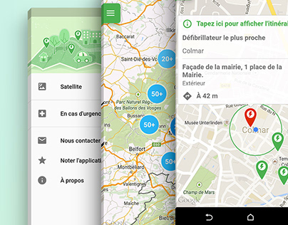 Material Design Android App - DAE68