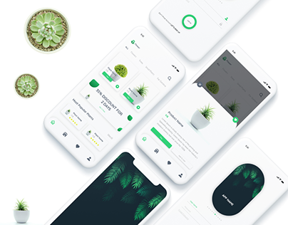 Plant Mobile Application