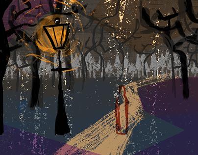 Illustration Still // Animation Project