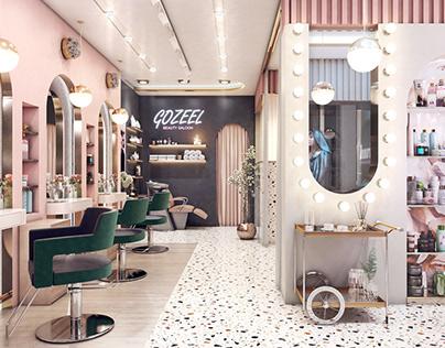 Beauty Saloon : GOZEEL Doha, Qatar