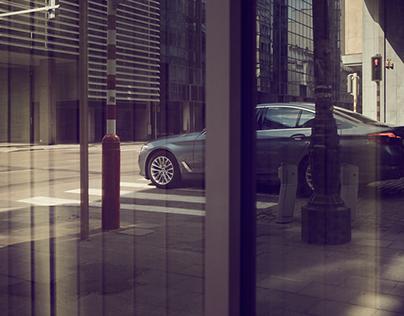 "BMW 530e iPerformance / ""Bruxellent"""