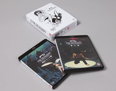 Anime Blu Ray covers