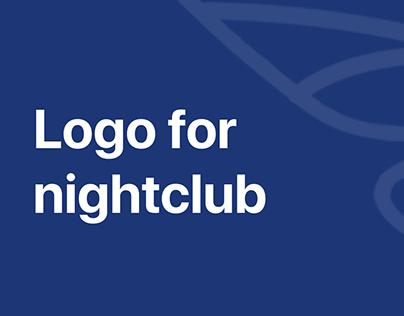 Logo for nightclub Cicada