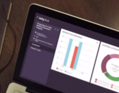 Jellyfish - Budgeting & Expense Tracking Web App