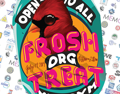 Frosh OrgTreat