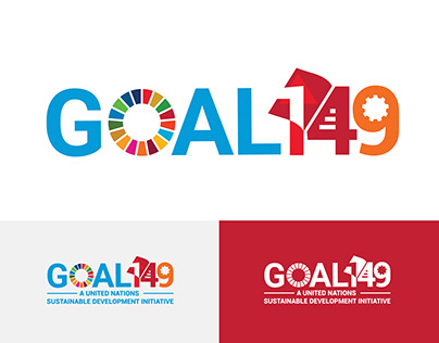 Goal 149 Logo Design Based On UN SDG Goals