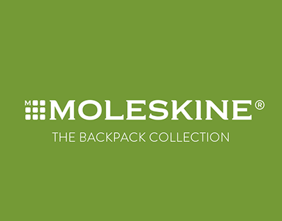 Moleskine - The Backpack Social Campaign