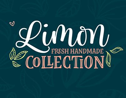 Limon: fresh handmade collection