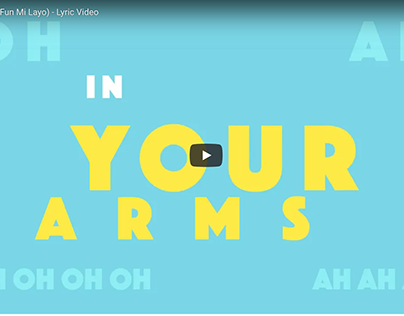 TolumiDE - Your Arms - Lyric Video